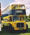 Preserved Eastbourne Corporation 69 AEC Regent V East Lancs KHC 369 Alton Bus Rally Hampshire July 2003.jpg