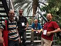 President, CSO, CIO and volunteer of Wikimeida CH.JPG