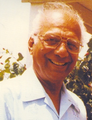 Cheddi Jagan - Cheddi Jagan in his later life.