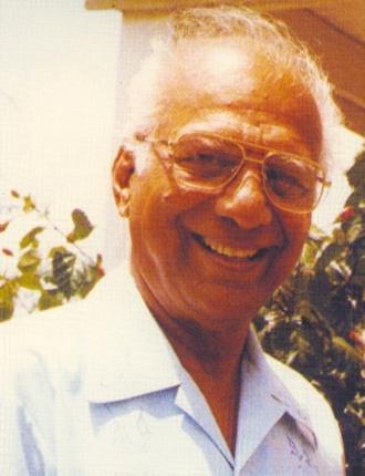 Cheddi Jagan - Cheddi Jagan in his later life.