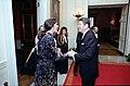 President Ronald Reagan greeting Lynda Carter.jpg