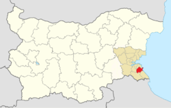 Primorsko Municipality Within Bulgaria.png