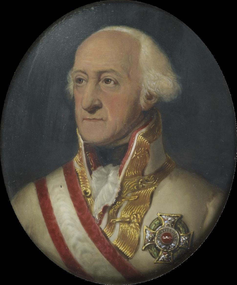 Prince Frederick Josias of Saxe-Coburg-Saalfeld