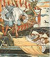 Princess Belle-Etoile 2 - illustration by Walter Crane - Project Gutenberg eText 18344.jpg