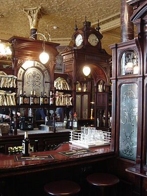 Princess Louise, Holborn - Image: Princess Louise public house, High Holborn, London 03