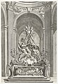 Print, Projet pour le Maitre Autel de l'Eglise de St. Sulpice de Paris (Design for the Master Altar of the Church of St. Sulpice of Paris), plate 109, in Oeuvres de Juste-Aurèle Meissonnier (Works by (CH 18222801).jpg