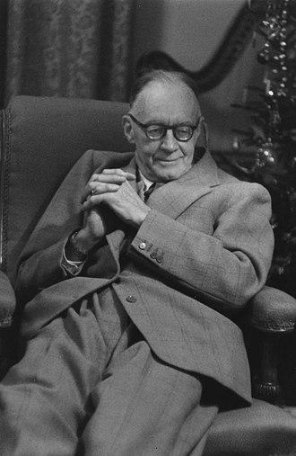 Robert Chorley, 1st Baron Chorley - Theodore Chorley, photo taken in 1978.