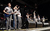 Provinssirock 20130615 - Puolustusvoimien Varusmiessoittokunta - 19.jpg