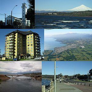 Villarrica, Chile - Image: Proyecto Villarrica