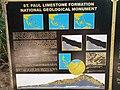 Puerto Princesa Subterranean River National Park geologic marker.jpg