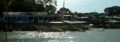 Pump boat to Buenavista Guimaras at ferry terminal on Iloilo River.png