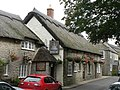 Puncknowle, Crown Inn from the west - geograph.org.uk - 935506.jpg