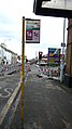 Purewell Stony Lane bus stop 2.JPG