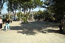 Pushkin Garden, Tbilisi.JPG