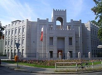Foreign relations of Qatar - Qatari embassy in Berlin