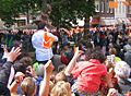 Queen's day 2004 Queen greeting.jpg