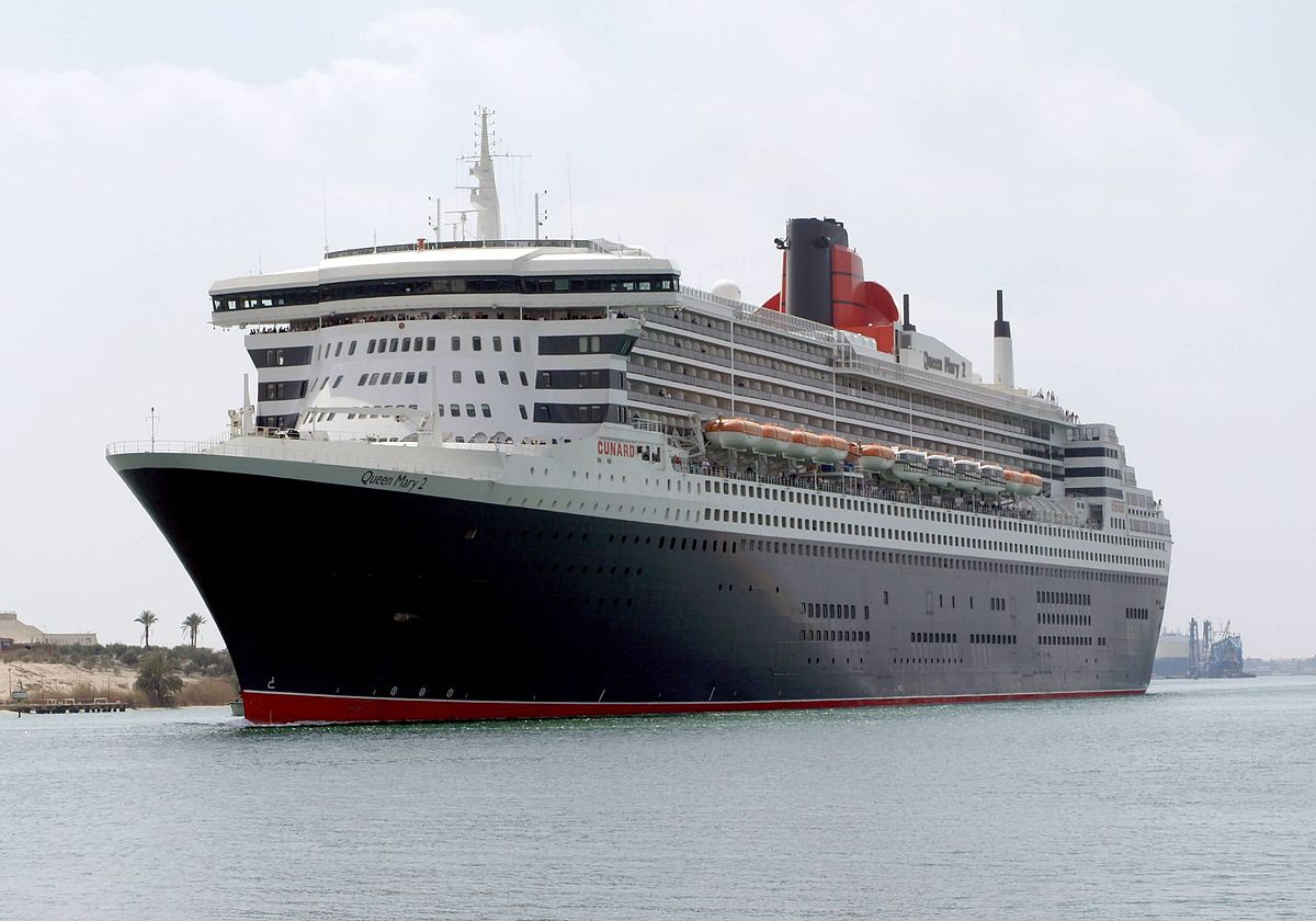 RMS Queen Mary 2 - Wikipedia