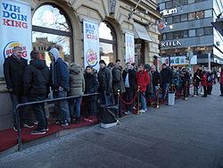 Helsinki Burger King