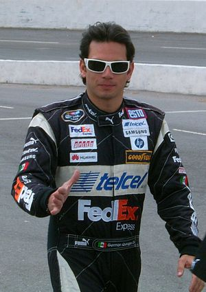 NASCAR PEAK Mexico Series - Germán Quiroga, three time champion (2009–11)