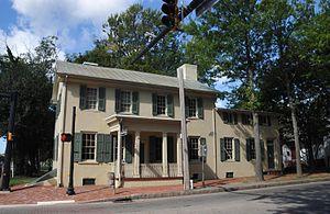 Richard Bassett (politician) - Richard Bassett House in Dover, Delaware