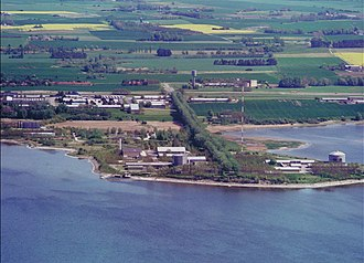 Roskilde - The Risø research facilities