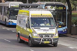 Roads and Maritime Services - Traffic Emergency Patrol