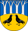 Coat of arms of Ravnholt (Sydslesvig)