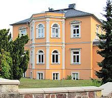 villa k the kollwitz stra e 13 radebeul. Black Bedroom Furniture Sets. Home Design Ideas