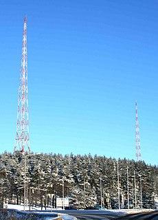 Radio Hill (Lahti) Hill in Lahti, Finland