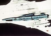 Kh-22 under a Tu-22M2
