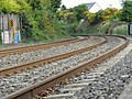Railway tracks near Bangor - geograph.org.uk - 790367.jpg
