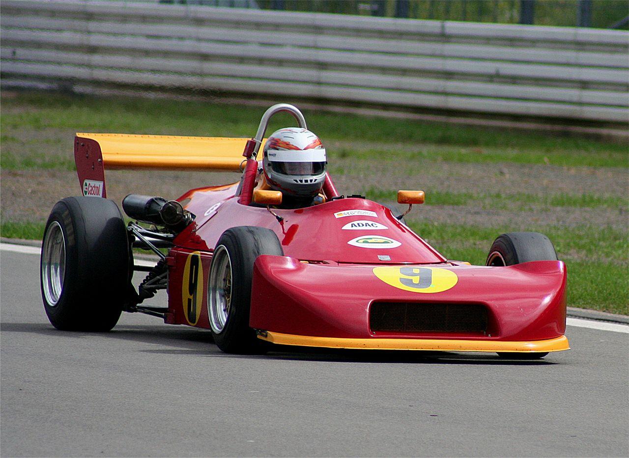 Ralt Rt   Formula Atlantic Racing Car For Sale