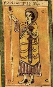 Ramiro Garcés of Viguera, Codex Vigilanus