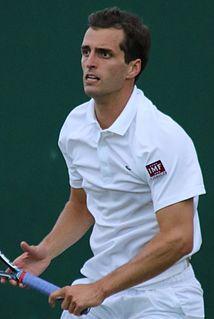 Albert Ramos Viñolas Spanish tennis player