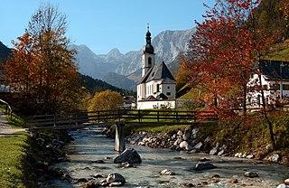 Ramsau bei Berchtesgaden Place in Bavaria, Germany