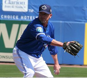 Randy Choate - Choate with the Blue Jays during spring training, 2016