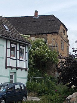 Raspeplan in Rastenberg