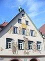 Rathausgiebel, Haslach (Town hall Gable) - geo.hlipp.de - 22690.jpg