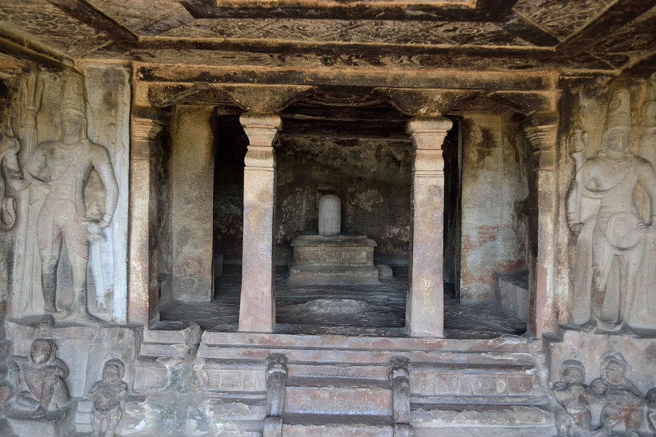 Raval Phadi (Brahmanical Cave) - Image 2.JPG