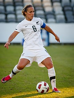 Rebecca Smith (footballer) New Zealand footballer