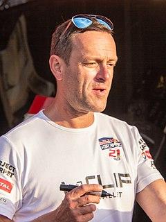 Matthias Dolderer German air racer