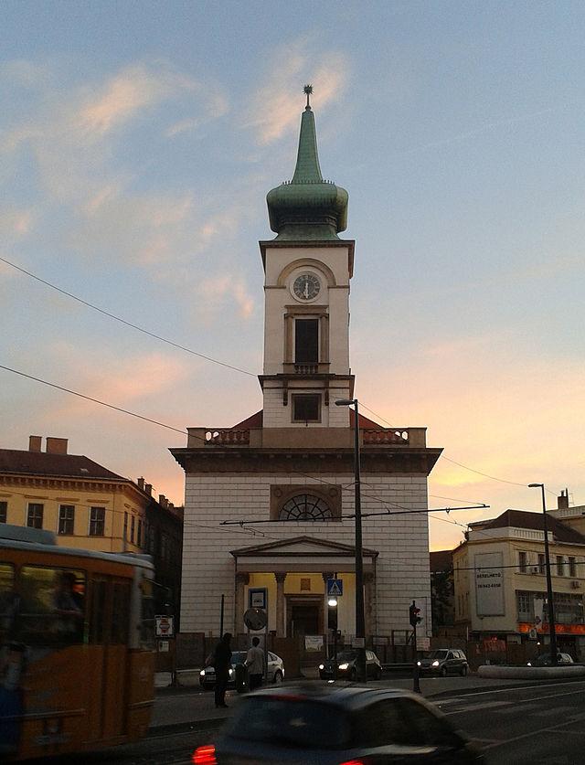 Kálvin Square Reformed Church