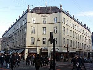 Axel Høeg-Hansen - Image: Regina bygningen 1