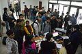 Registration - Bengali Wikipedia 10th Anniversary Celebration - Jadavpur University - Kolkata 2015-01-09 2483.JPG