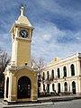 Relógio no centro de Uyuni, Bolivia 2.jpg
