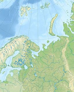 White Sea Rift System