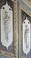 Reliefs by A Felici Palazzo Cavalli Franchetti Venice.JPG