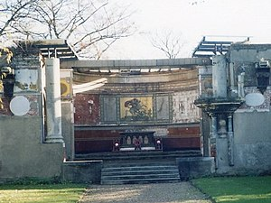 Royal Artillery Barracks - Ruins of the Garrison Church, Woolwich