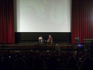 Renata Salecl - Renata Salecl in Subversive Film Festival, 2012