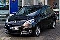 Renault Scénic Dynamique ENERGY dCi 130 Start & Stop (III, Facelift) – Frontansicht, 21. Juli 2012, Düsseldorf.jpg